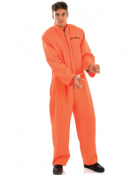 Orange Prison  Convict Costume (2262)